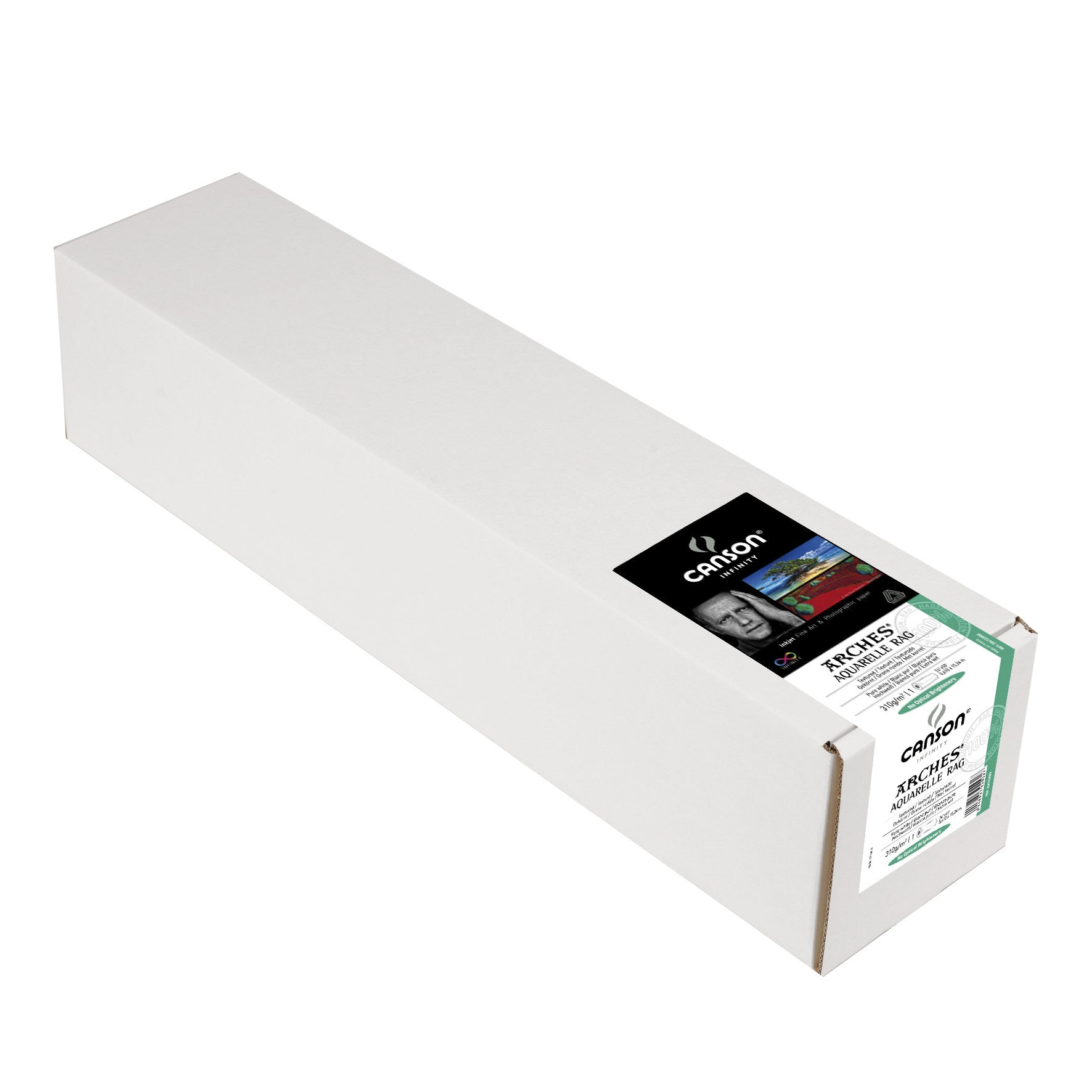 "Canson Infinity Aquarelle Rag - 310gsm - 24""x50' roll"
