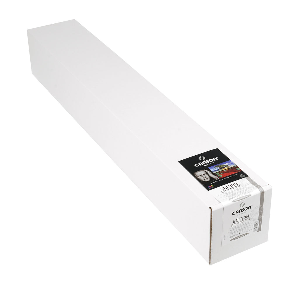 "Canson Infinity Edition Etching Rag - 310gsm - 36""x50' roll - Wall Your Photos"