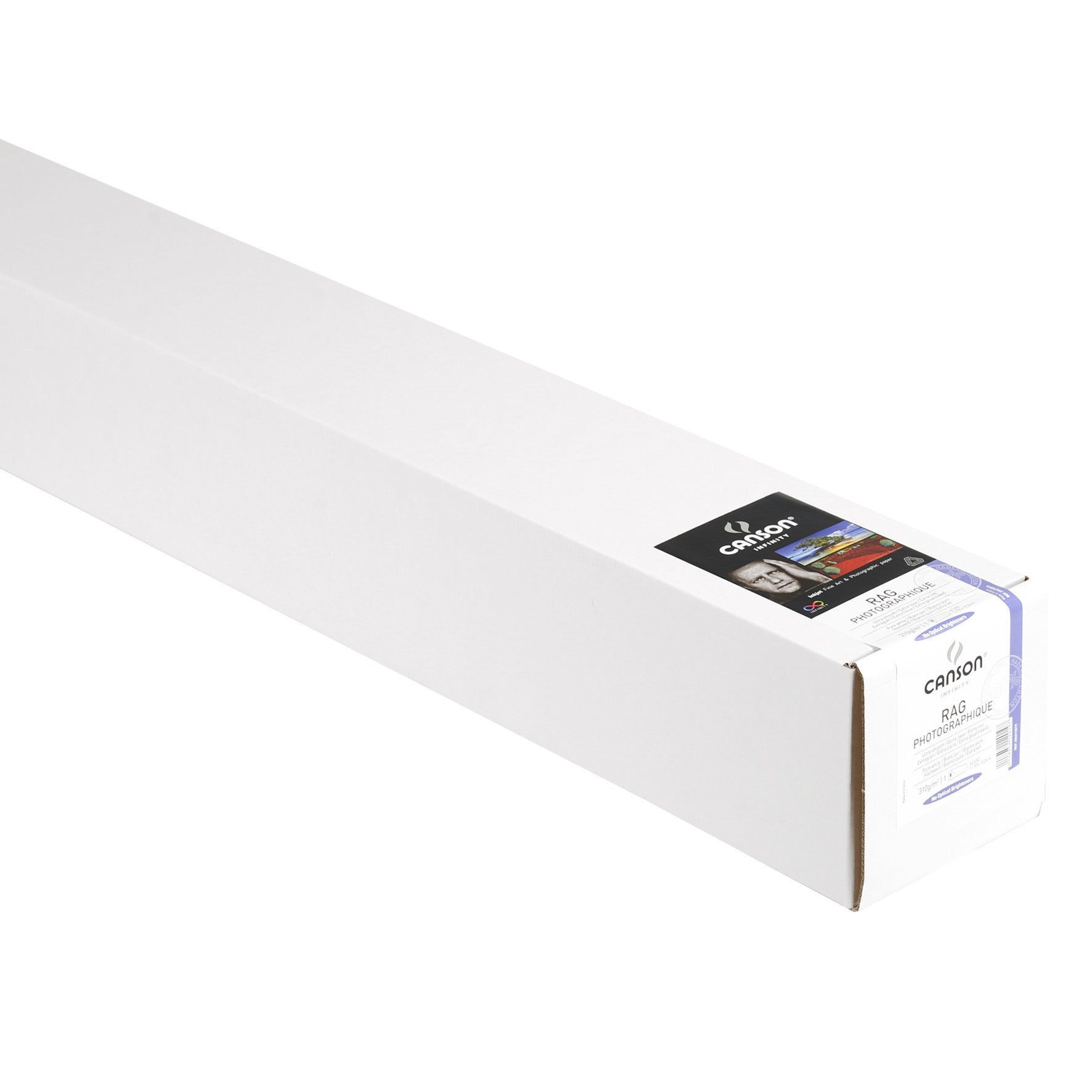 "Canson Infinity Rag Photographique - 310gsm - 44""x50' roll"