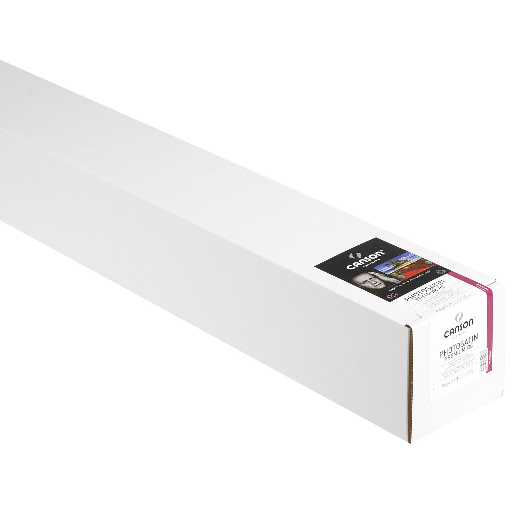 "Canson Infinity Photo Satin Premium RC - 270gsm - 44""x100' roll - Wall Your Photos"
