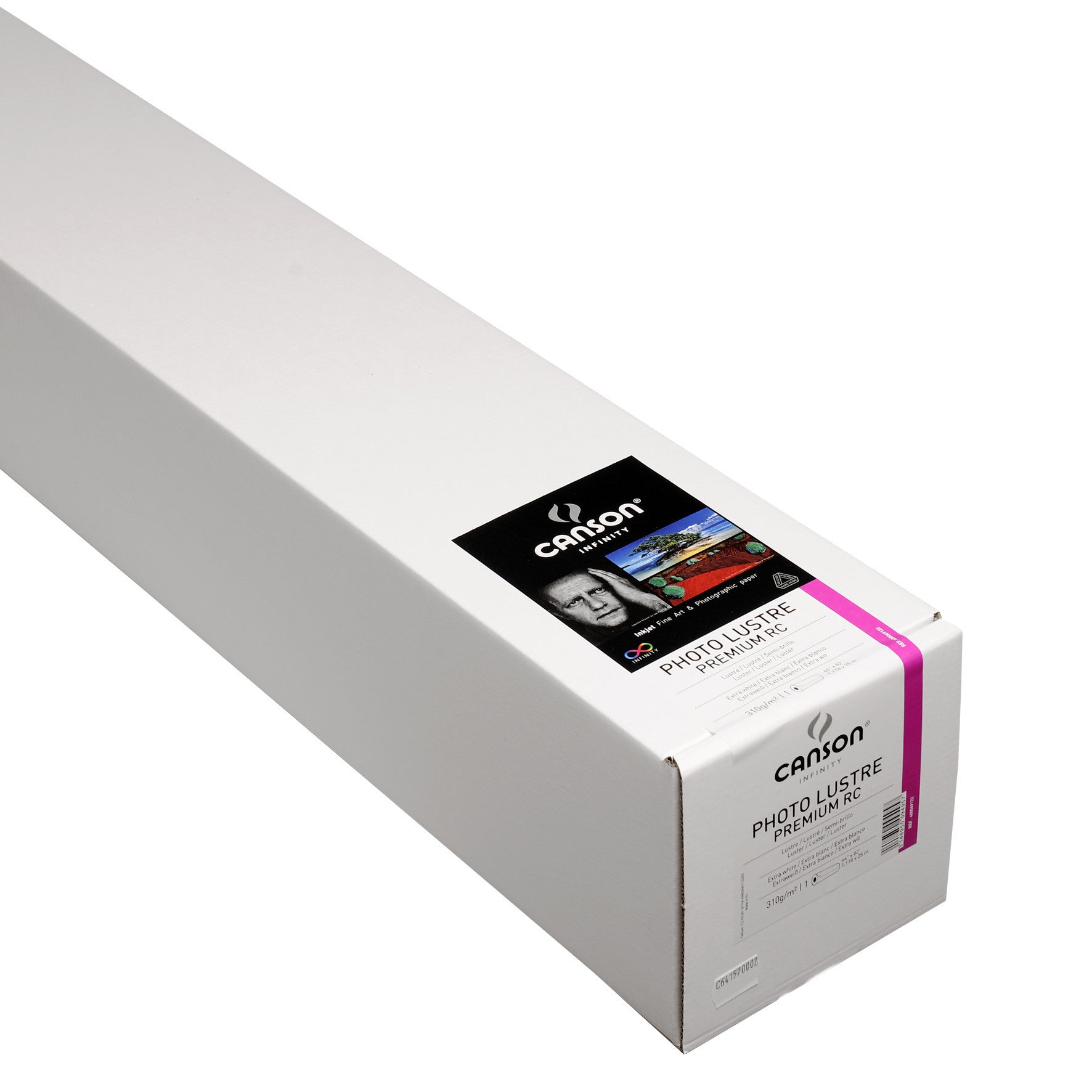 "Canson Infinity Photo Luster Premium RC - 310gsm - 44""x82' roll"