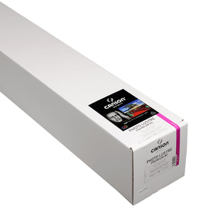 "Canson Infinity Photo Luster Premium RC - 310gsm - 44""x82' roll - Wall Your Photos"
