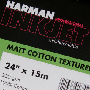 Harman Matt Cotton Textured