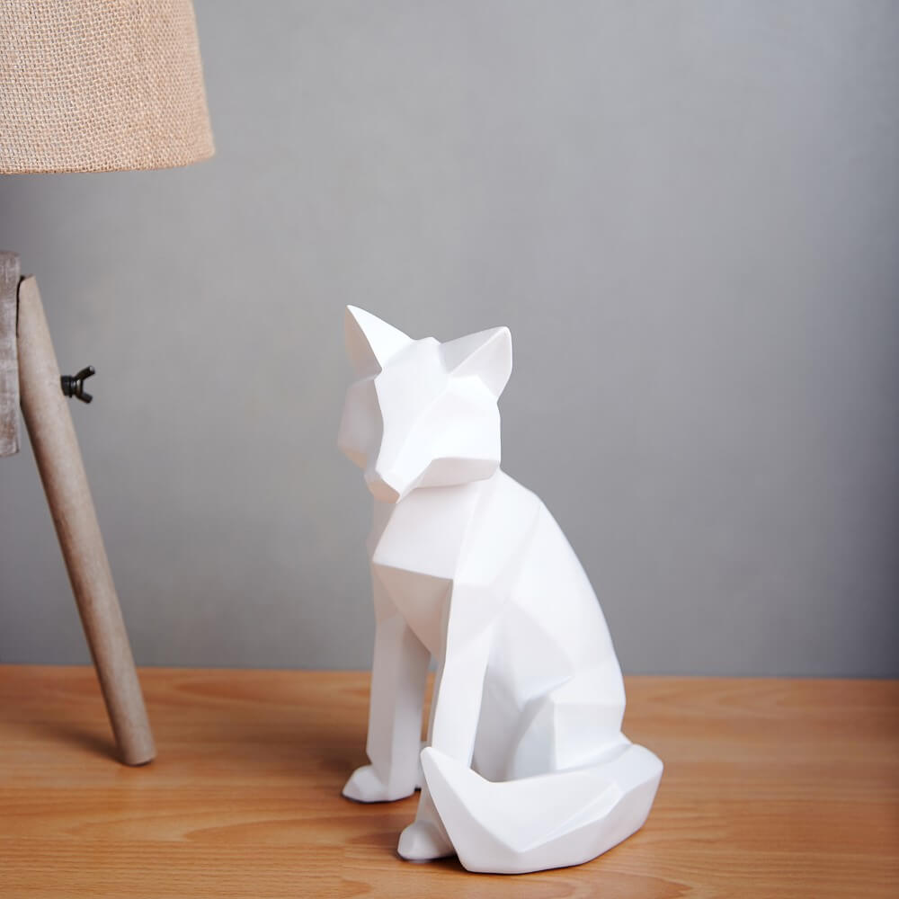 Majestic Fox Figurine
