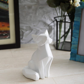 Majestic Junior Fox Figurine
