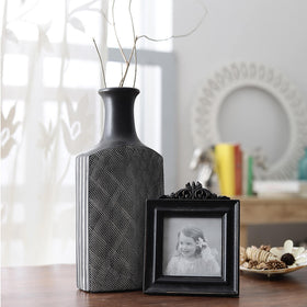 Whitesmith Vase and Frame