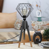 Jewel Filament Tripod Table Lamp