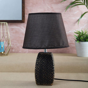 Golden Maze Table Lamp