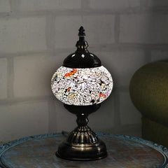Mini-Berkin Turkish Lamp-Silver