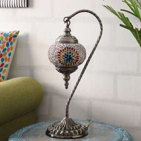 Berkin Turkish Mosaic Lamp M-Starburst