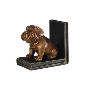 Bulldog Book Ends
