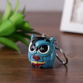 Superman Owlet Keychain