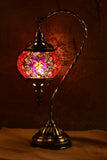 "Berkin Turkish Lamp (15"" Small / Viridian)"