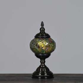 Mini-Berkin Turkish Lamp-Mossy Green