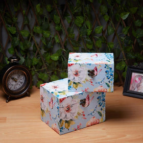 The Spring: Keepsake Boxes (set of 2)