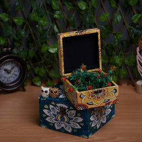 Persian Emerald Keepsake Boxes