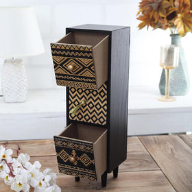 Tribal Vertical Drawer Unit (for desk)