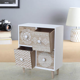 The Boudoir Dresser- Drawer Unit (for desk)