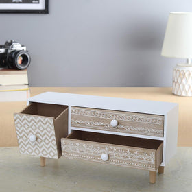 The Boudoir Wide Drawer Unit (for desk)