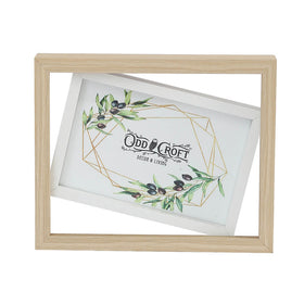 Tilted Emotion Photo Frame