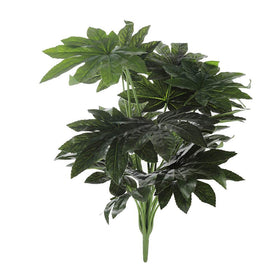 Artificial Japanese Aralia Floor Plant (without pot)