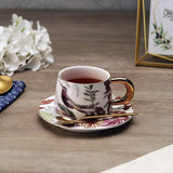 Hachidori Tea Cup Set, Pearl White