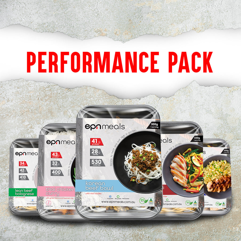 Performance Pack (7 days)