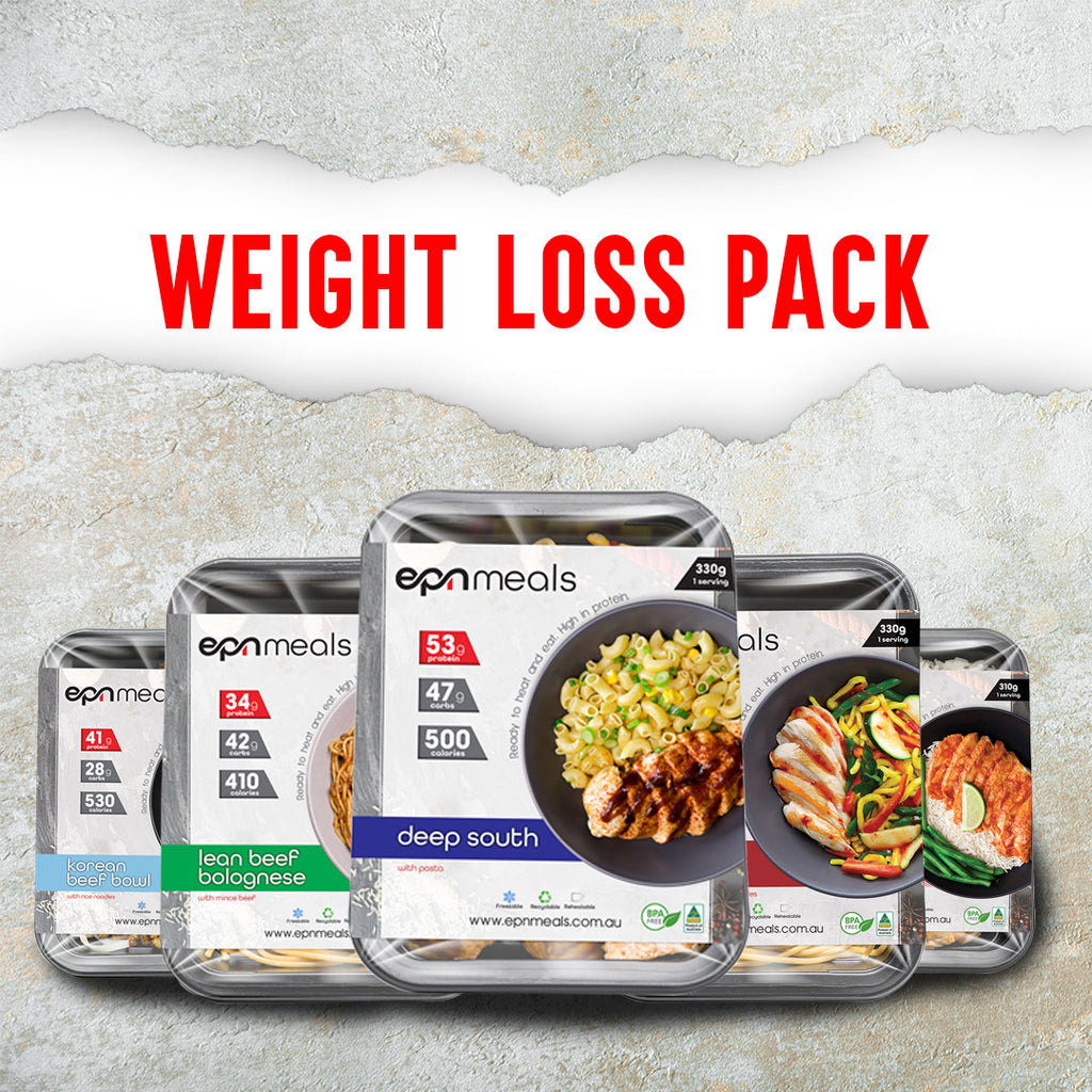 Weigh Loss Pack (7 days)