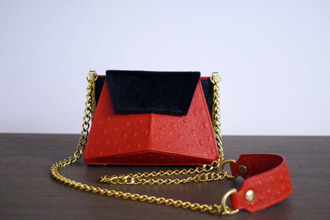 Irma Cipolletta x MYZAR Small Triangle Bag