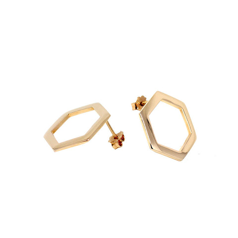 Co.Ro. Jewels Esagoni Earrings 1