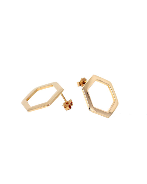 Co.Ro. Jewels Esagoni Earrings 2