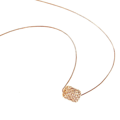 Co.Ro. Jewels Gasometro Pendant Gold 1