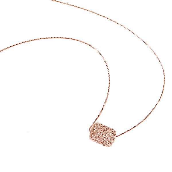 Co.Ro. Jewels Gasometro Pendant Pink Gold 1