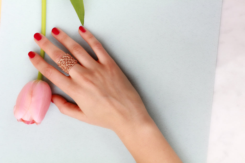 Co.Ro. Jewels Gasometro Ring - MYZAR Concept Store