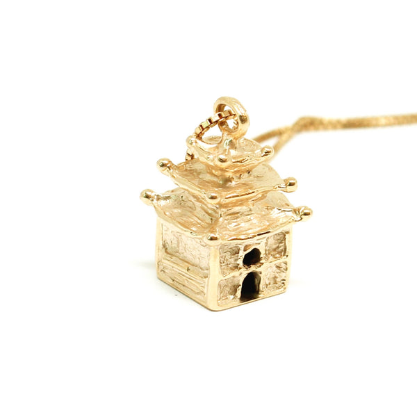 Co.Ro. Jewels Pagoda Necklace 4