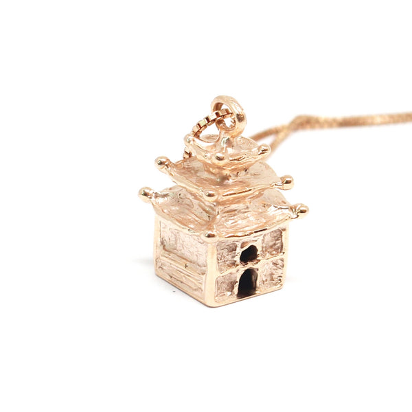 Co.Ro. Jewels Pagoda Necklace 5