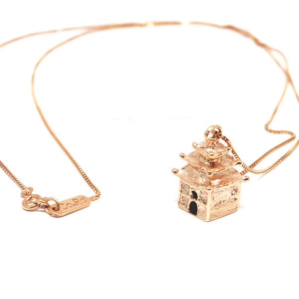 Co.Ro. Jewels Pagoda Necklace 6