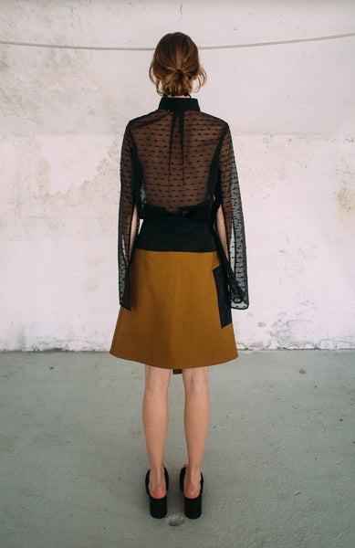 Cristina Ruggiero Flared Skirt 2