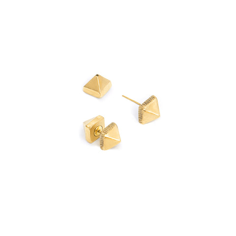 Dea Rail Renovo Stud Earrings 1