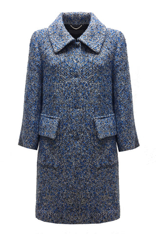 Eleonora Azzolina Limited Edition Boucle Coat 1