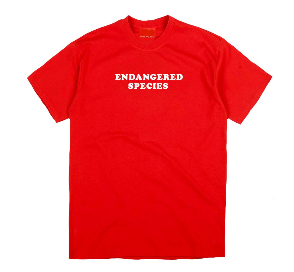 Frito Projects Endangered Species T-Shirt 1