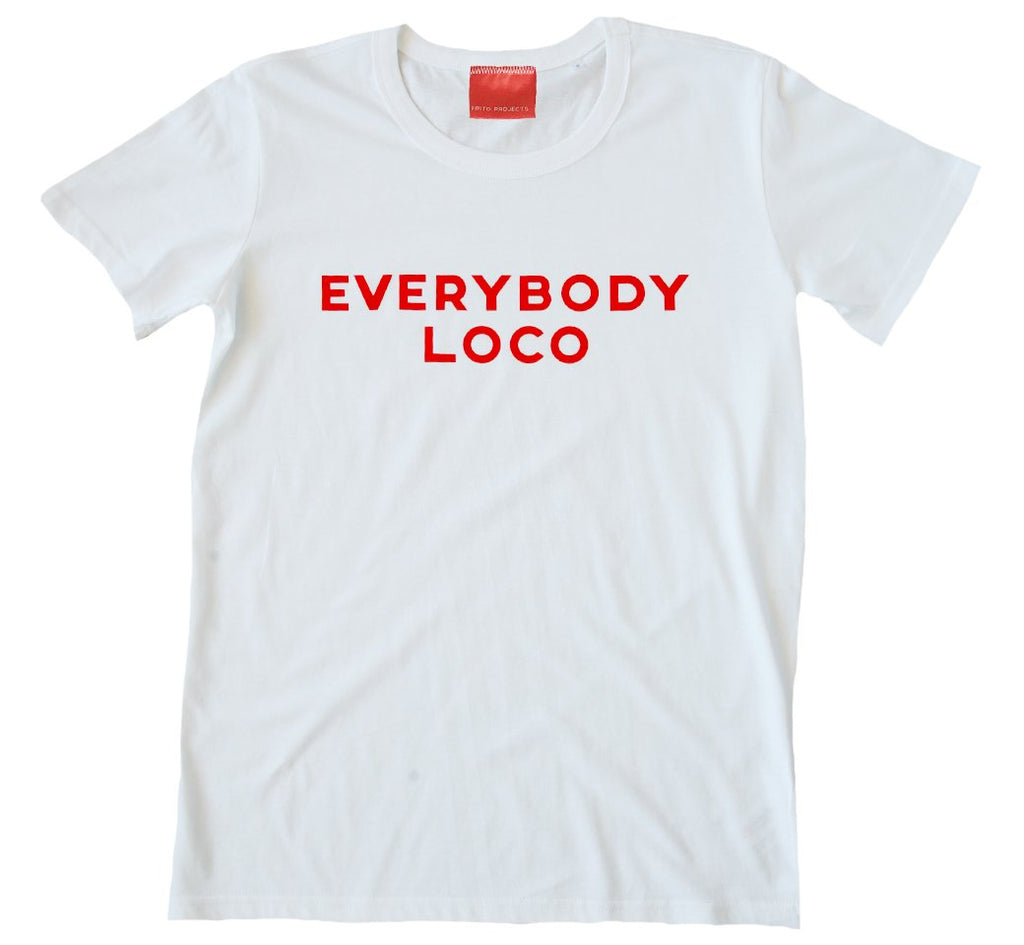 Frito Projects Everybody Loco T-Shirt 1
