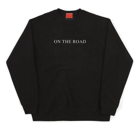 Frito Projects On The Road Black Sweatshirt 1