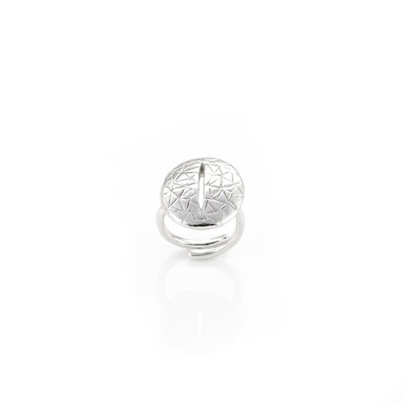 Giulia Barela Eye Ring Silver 925 1