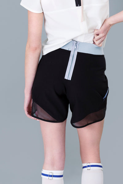 Jar & Jam Bitter Sweet Dark Chocolate Short Pants 2