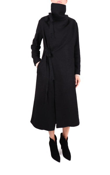MuSté Studios Wool Coat 3