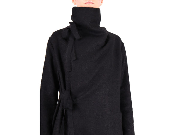 MuSté Studios Wool Coat 4
