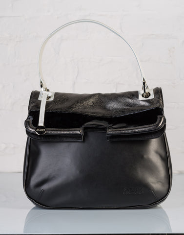SG83 Mina Black Bag 1