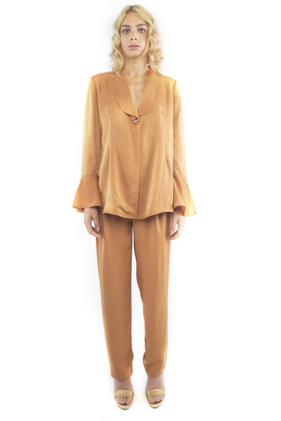 The B. by Federico Barrazzo Blazer with Lapels and Long Trousers 1
