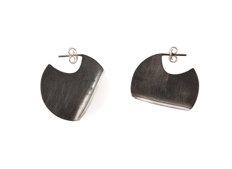 Valentina Falchi My Dot Twin Bended Earrings 1